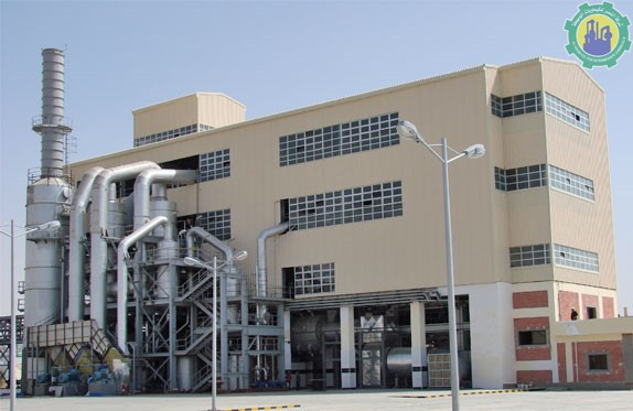 Compound Fertilizers Factory